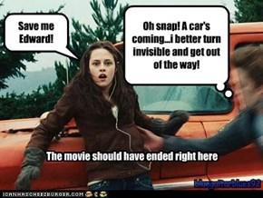 Save me Edward!