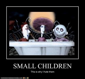SMALL CHILDREN
