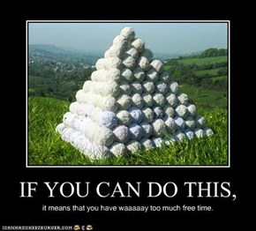 IF YOU CAN DO THIS,