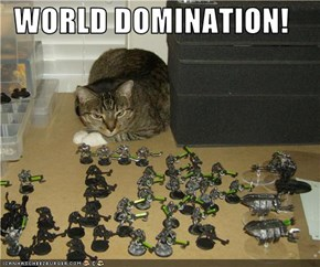 WORLD DOMINATION!