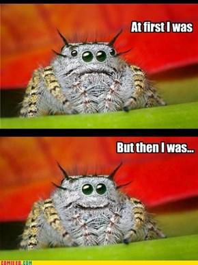 Cheer up Spidey!