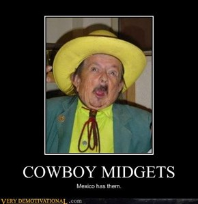 COWBOY MIDGETS