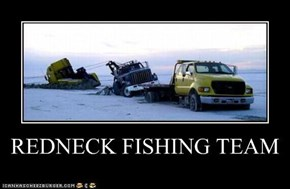 REDNECK FISHING TEAM