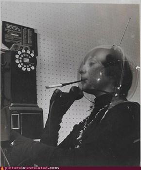 Pre-cellphone Times Seem So Alien