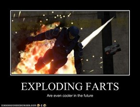 EXPLODING FARTS