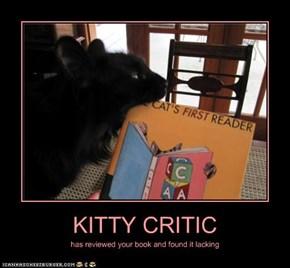 KITTY CRITIC
