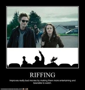 RIFFING
