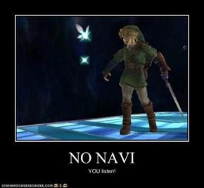 NO NAVI
