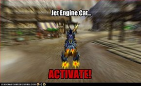 Jet Engine Cat...