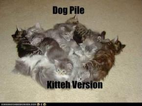 Kitteh Pile