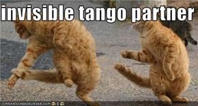 invisible tango partner