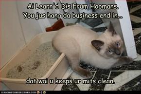 Ai Learn'd Dis Frum Hoomans