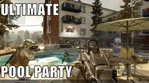 ULTIMATE  POOL PARTY