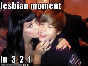 lesbian moment  in  3  2  1