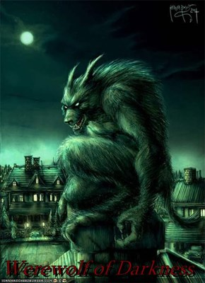Werewolf of Darkness