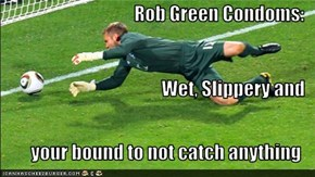 Rob Green Condoms: