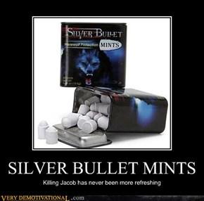SILVER BULLET MINTS