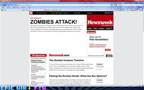 Newsweek And The Konami Code