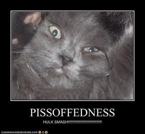 PISSOFFEDNESS