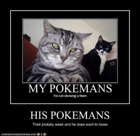HIS POKEMANS