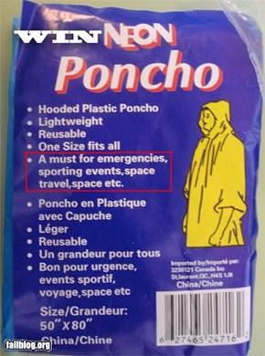 Poncho Win