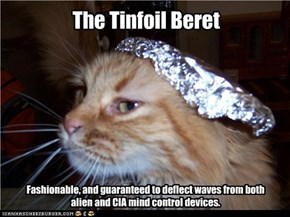 The Tinfoil Beret