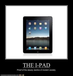 THE I-PAD