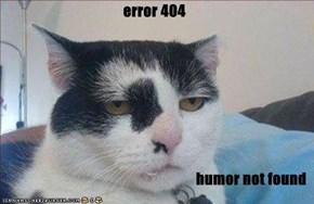 error 404  humor not found