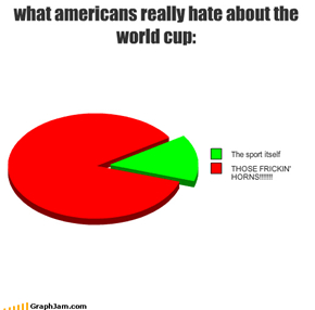 What is hated about the world cup