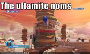 The ultamite noms