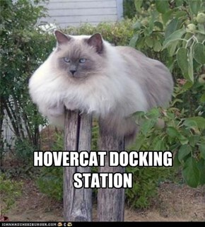 HOVERCAT DOCKING STATION