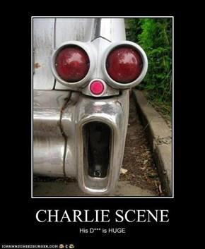CHARLIE SCENE
