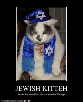 JEWISH KITTEH