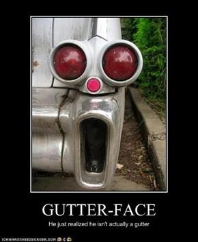 GUTTER-FACE