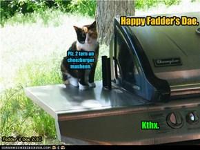 Happy Fadder's Dae.