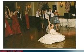 Bride SLIDE!