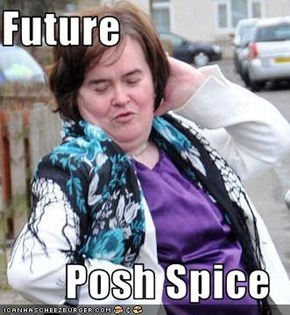 Future  Posh Spice