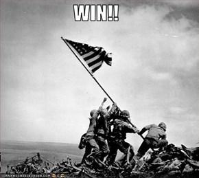 WIN!!