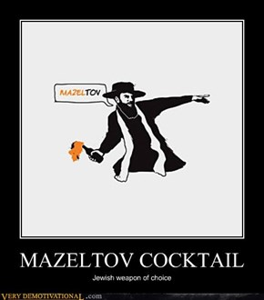 MAZELTOV COCKTAIL