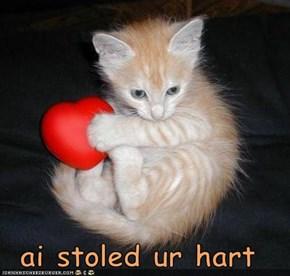 ai stoled ur hart