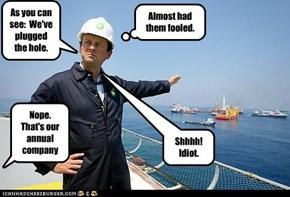 BP Executive