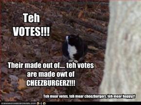 Moar Cheezburgerz!