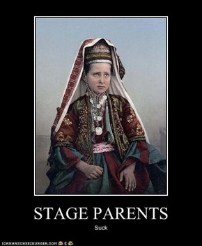 STAGE PARENTS