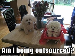 Am I being outsourced?