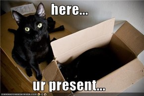 here...  ur present...
