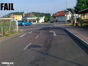 Street Fail