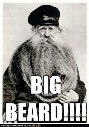 BIG BEARD!!!!