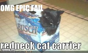 RedNeck cat box