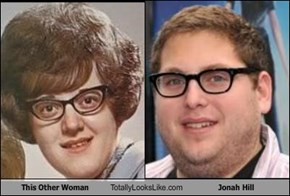 This Other Woman Totally Looks Like Jonah Hill