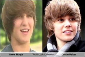 Ceara Sturgis Totally Looks Like Justin Beiber